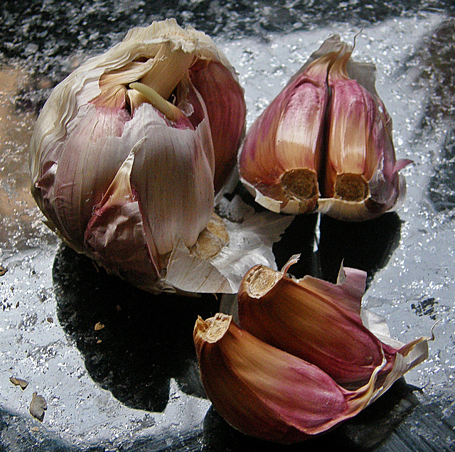 Raw Garlic Consumption as a Protective Factor for Lung Cancer, Study in a Chinese Population